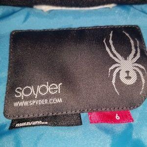Women's Spyder ski jacket